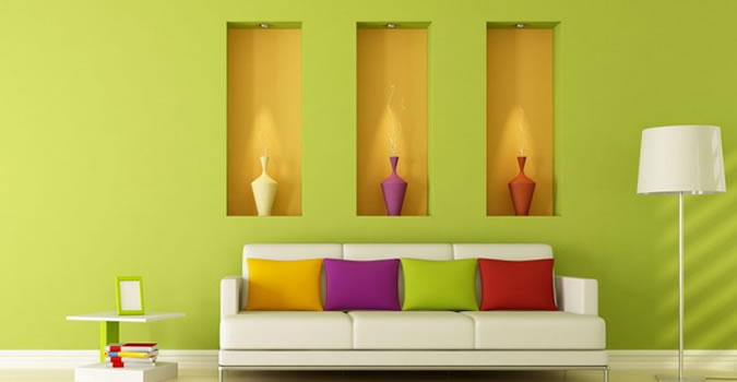 Interior Design Painting in Modesto