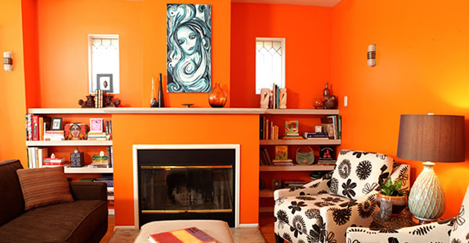 Interior Painting Services in Modesto